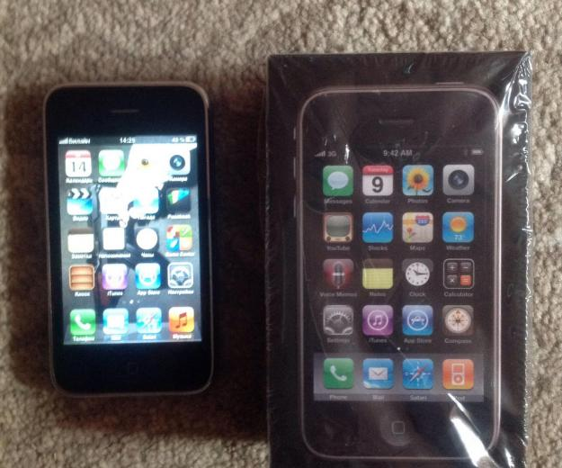 Iphone 3gs 16g. Фото 3. Брянск.