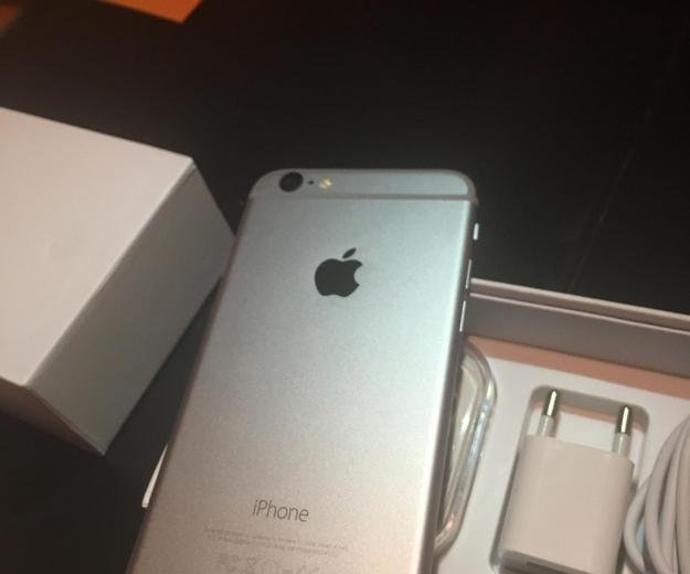 Iphone 6 space gray 16gb. Фото 3.