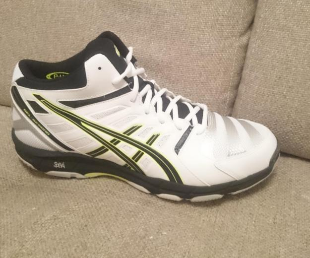 Asics b403n gel-beyond 4mt, размер 11,5. Фото 1.