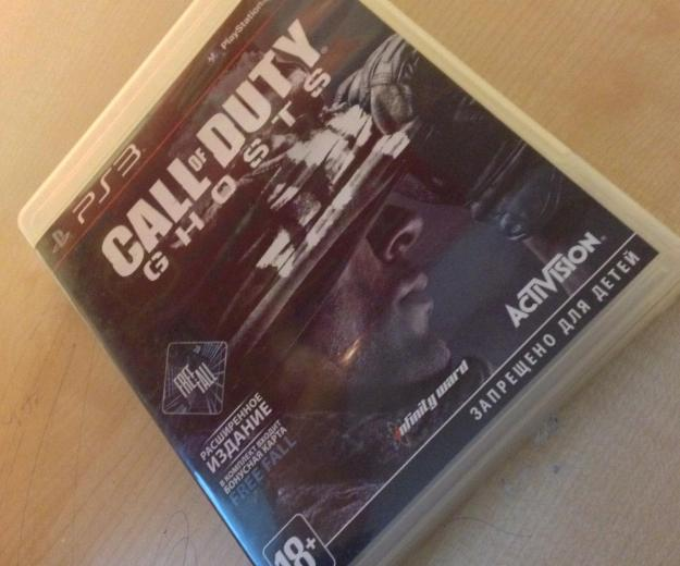 Call of duty ghosts. Фото 1.