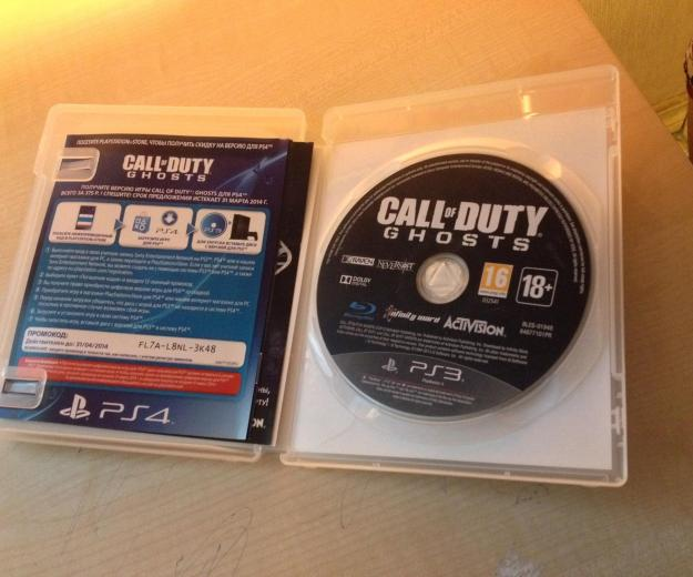 Call of duty ghosts. Фото 2.