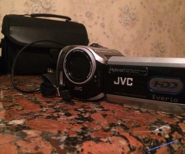 Jvc everio gz-mg275 камера. Фото 2. Москва.