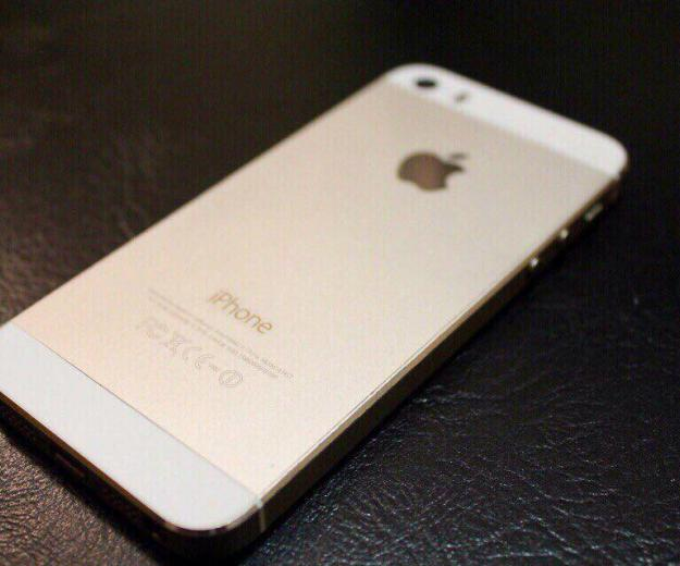 Iphone 5s gold 16. Фото 2.