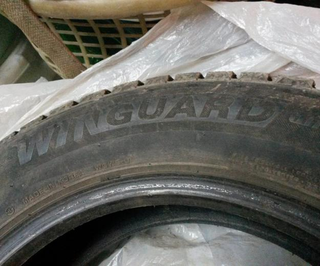 Шины nexev winguard 185/65r15. Фото 2.