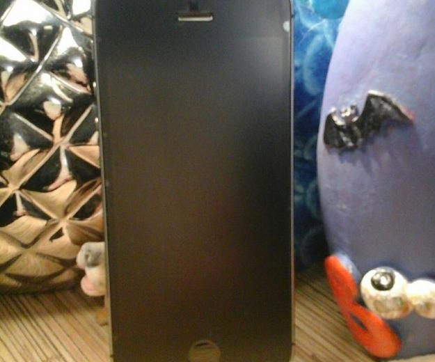 Iphone 5 s 16 gb space gray. Фото 1.