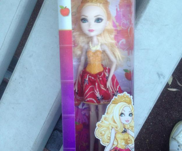 Ever after high. Фото 1.