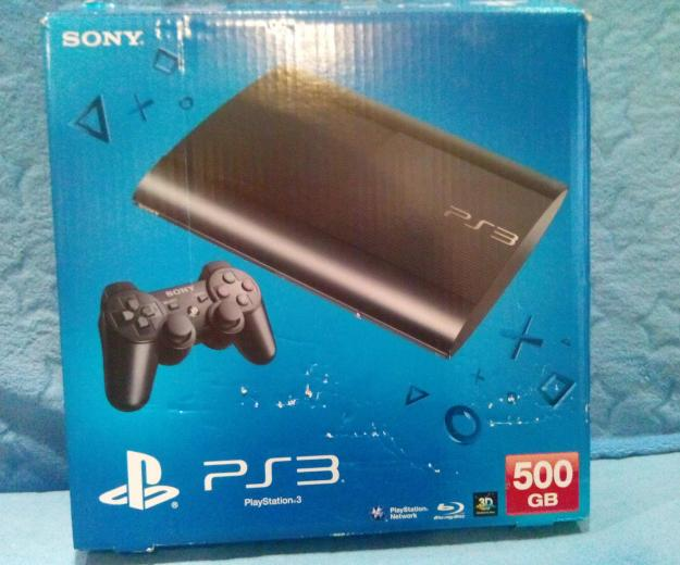 Playstation 3 на 500 гб + playstation eye. Фото 1. Железногорск.