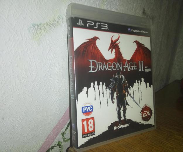Игра dragonage 2 (ps3). Фото 1. Черноголовка.