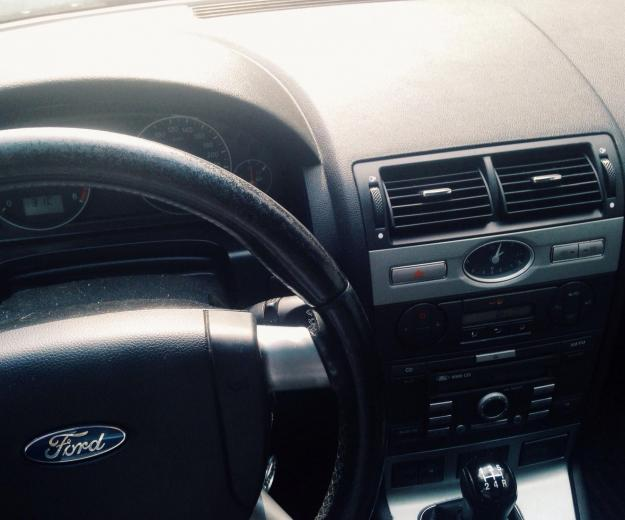 Ford mondeo, 2007. Фото 4.