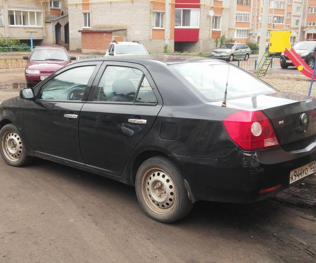 Geely mk. Фото 2. Мелеуз.