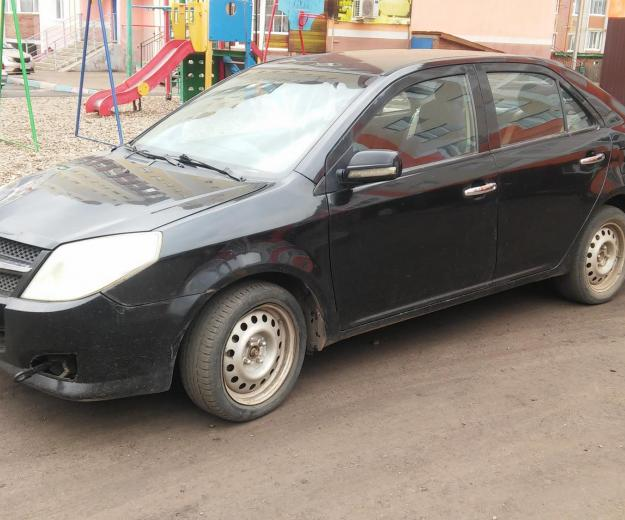 Geely mk. Фото 3. Мелеуз.