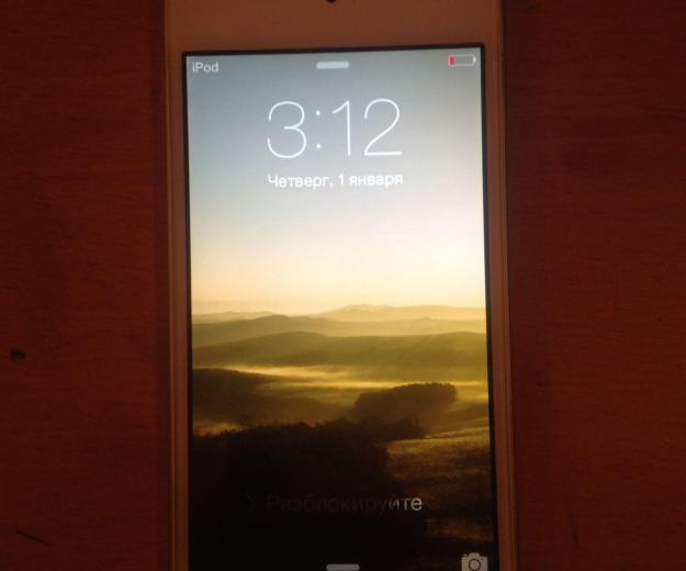Ipod touch 5. Фото 1.
