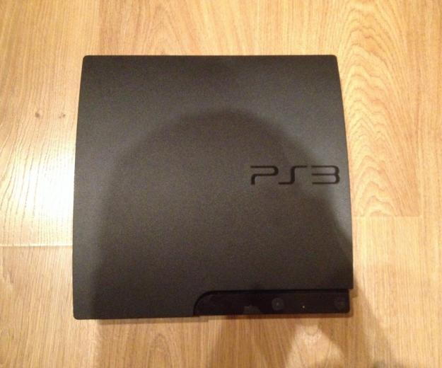 Playstation 3. Фото 1.