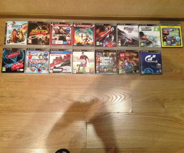 Playstation 3. Фото 2.