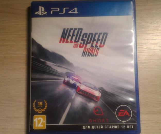 Need for speed rivals для ps4. Фото 2.