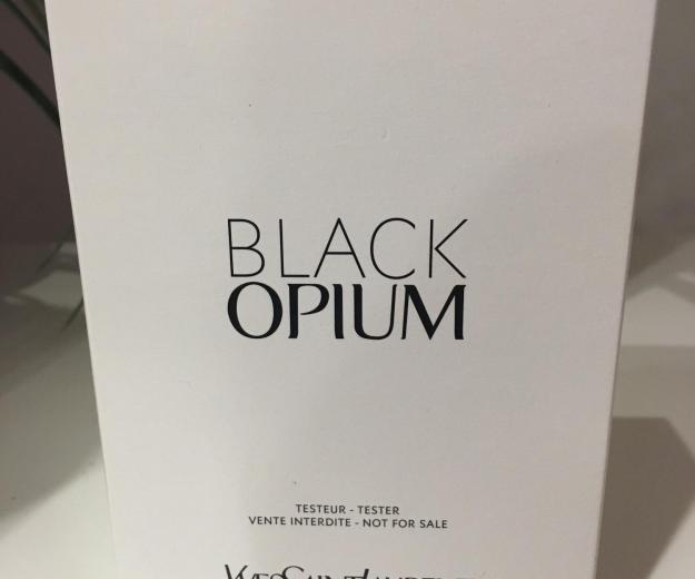 Парфюм ysl blach opium 90 ml оригинал франция. Фото 3. Москва.