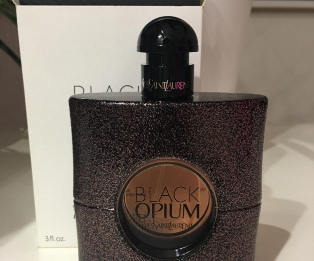 Парфюм ysl blach opium 90 ml оригинал франция. Фото 2. Москва.