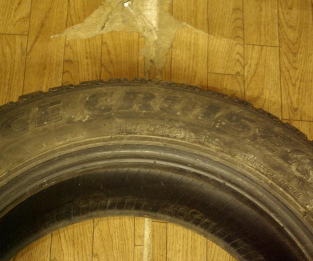 Bridgestone ice cruiser 7000 215/55 r16 98 t б/у. Фото 2. Санкт-Петербург.