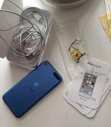 Apple ipod touch 6 gb. Фото 3.