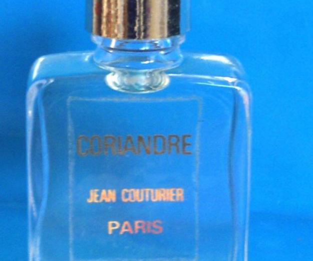 Coriander jean couturier. Фото 1.