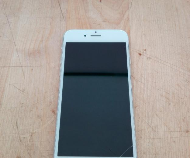 Iphone 6s 16gb silver. Фото 1. Новокузнецк.