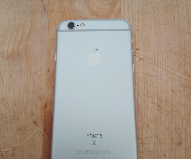 Iphone 6s 16gb silver. Фото 2. Новокузнецк.