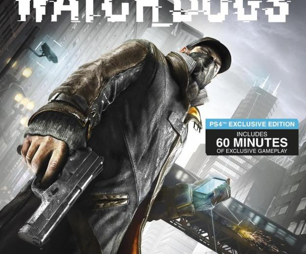 Watch dogs ps4 rus. Фото 1. Саранск.