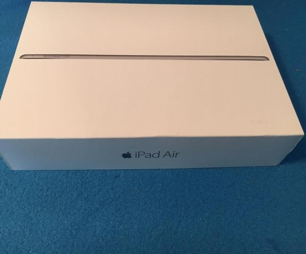 Ipad air 2, 128gb wi-fi + cellular. Фото 3.