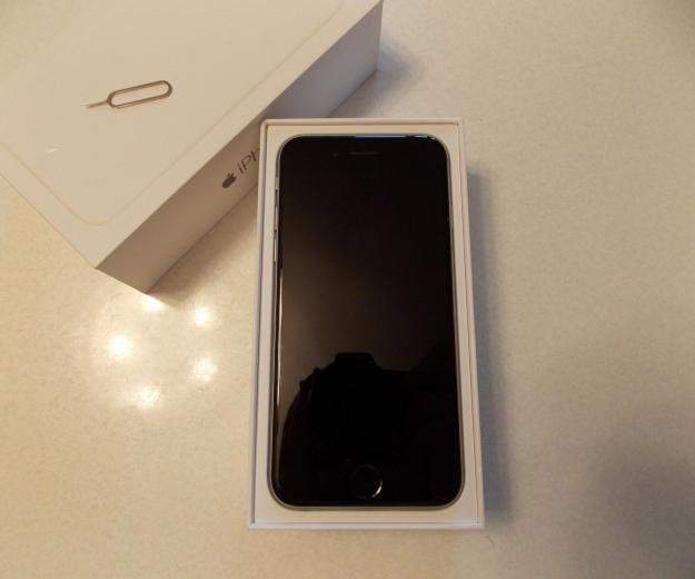 Iphone 6 64 gb space gray. Фото 4.