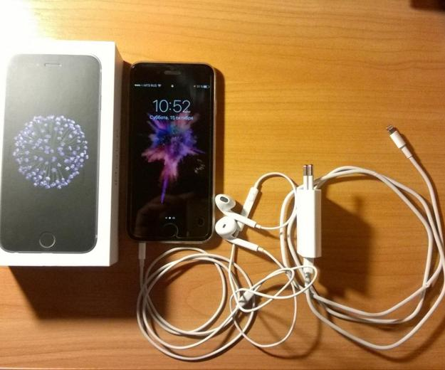 Apple iphone 6 16 gb space gray. Фото 3.