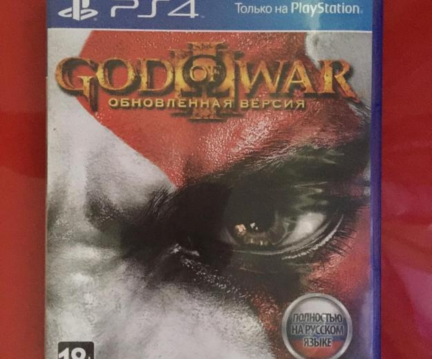 God of war игра на ps4. Фото 1. Хабаровск.
