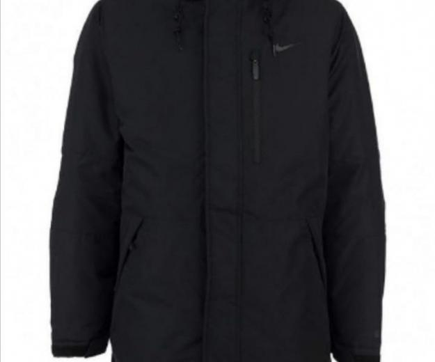 Куртка мужская nike alliance parka-550 hooded. Фото 2.