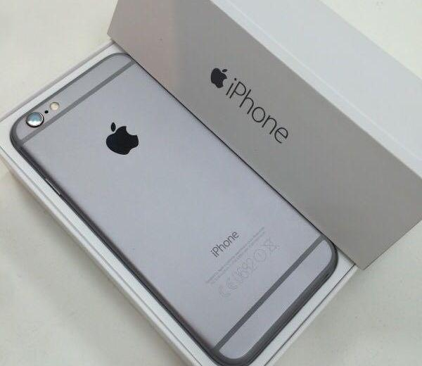 Iphone 6 64gb space gray. Фото 2.