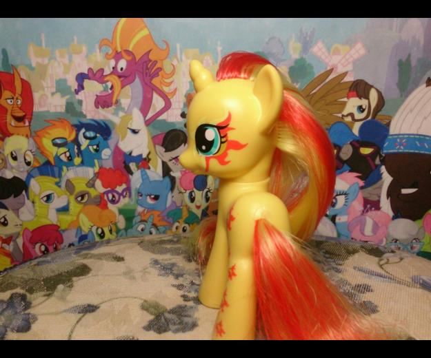 My little pony sunset shimmer. Фото 2. Славянск-на-Кубани.