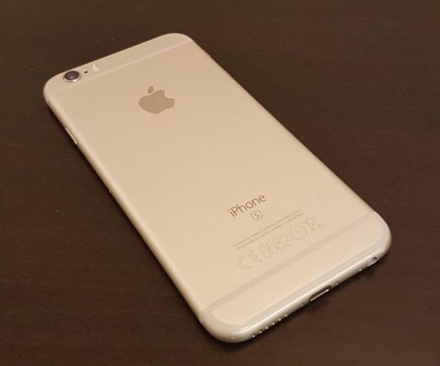 Iphone 6s 64gb silver ростест. Фото 2.