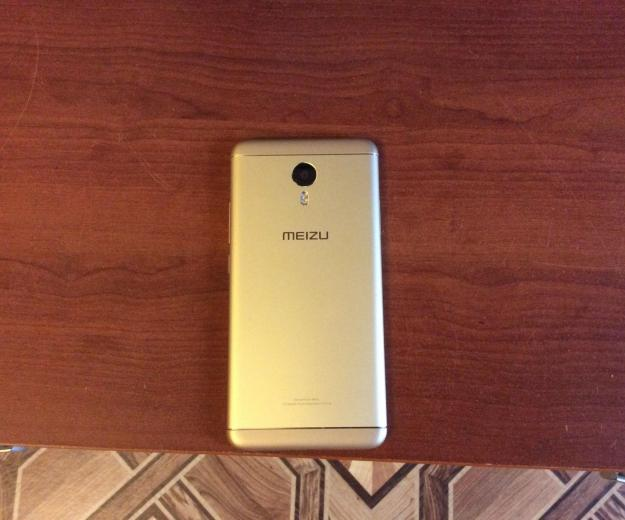 Meizy m3 note gold. Фото 2. Санкт-Петербург.