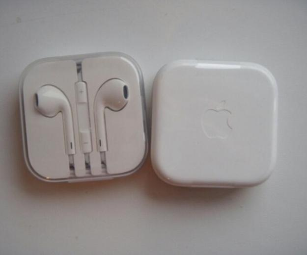 Наушники apple earpods. Фото 1. Калуга.