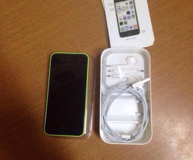 Iphone 5c 16gb. Фото 1.