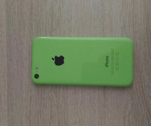 Iphone 5c green 16gb. Фото 2. Киров.