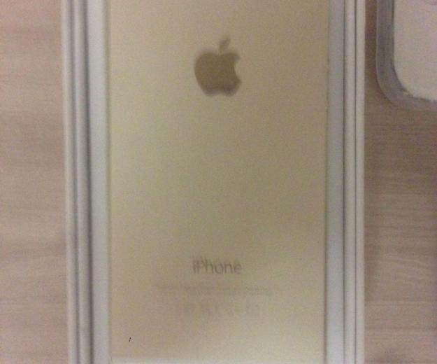 Iphone 5s 16gb gold. Фото 3.