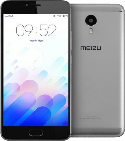 Meizu m3 note 3/32gb gray/black. Фото 4. Чехов.