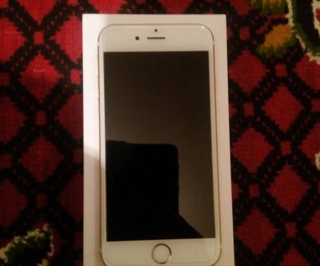 Iphone 6s gold 64 gb. Фото 4.