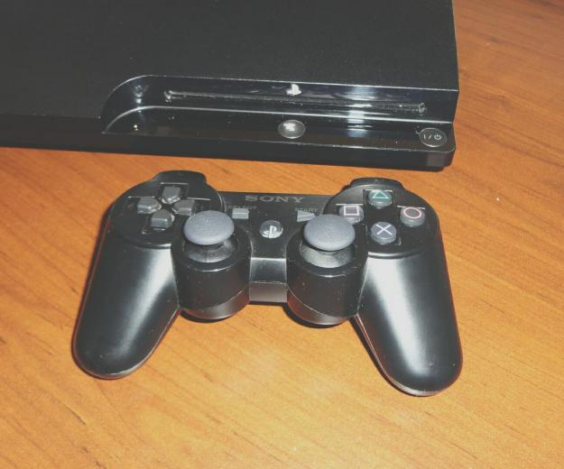 Playstation 3 slim 160 gb(новая). Фото 1. Ивановское.
