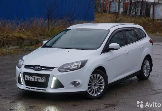Ford focus 3. Фото 1.