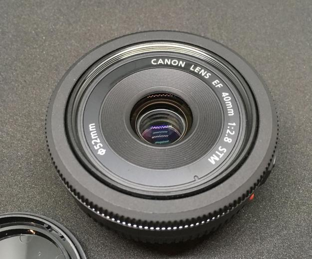 Canon ef 40mm f/2.8 stm. Фото 4.
