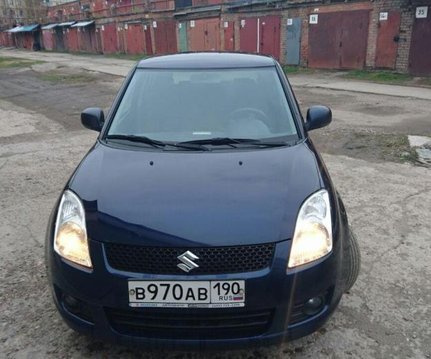 Suzuki swift. Фото 4.