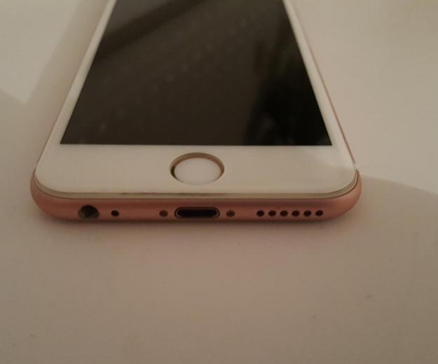 Iphone 6s 16gb rose gold. Фото 2.