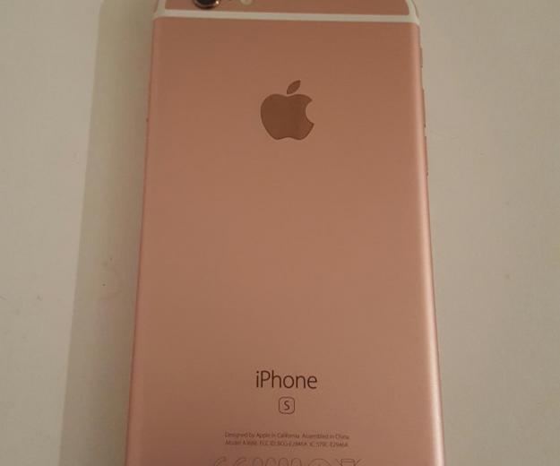 Iphone 6s 16gb rose gold. Фото 3.