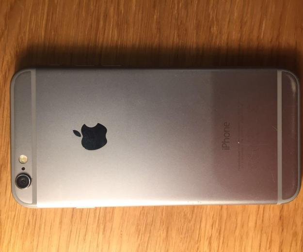 Iphone 6 space grey 16 gb. Фото 2.
