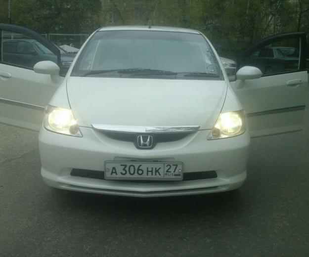 Honda fit aria 2006г 1,5л. Фото 2.